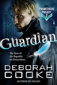 Guardian, #2 of the Prometheus Project of urban fantasy romances by Deborah Cooke
