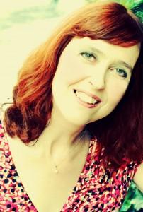 Romance author Kate Pearce