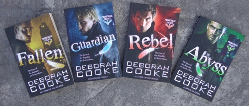The Prometheus Project urban fantasy romances by Deborah Cooke in new trade paperback editions.
