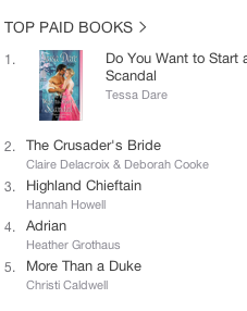 The Crusader's Bride at Apple on October 3, 2016