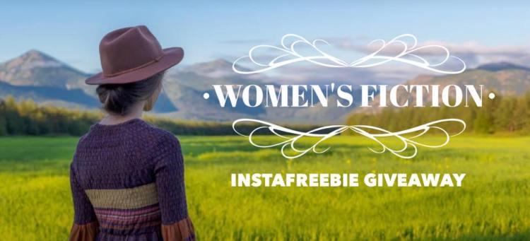 Justin Sloane's Women's Fiction Instafreebie Giveaway