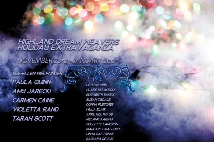 Highland DreamWeavers Extravaganza