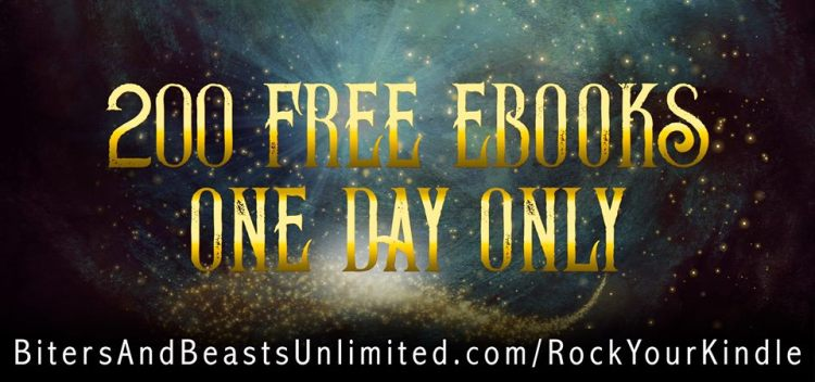 Rock Your Kindle multi-author one-day promo