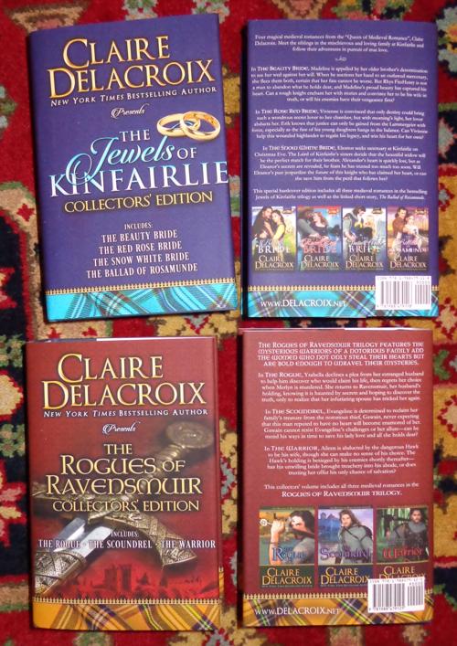 Collectors' Editions by Claire Delacroix
