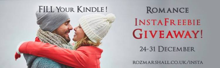 Fill Your Kindle Romance Promotion at Instafreebie