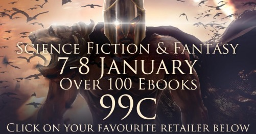Patty Jensen's January 2017 promotion - 100 ebooks for 99 cents each