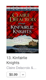 Kinfairlie Knights at the iTunes store US on January 9, 2017