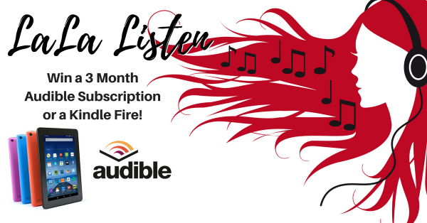 LaLaListen Audiobook Promotion