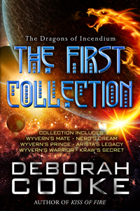 The Dragons of Incendium: The First Collection including the first six works in Deborah Cooke's paranormal romance series