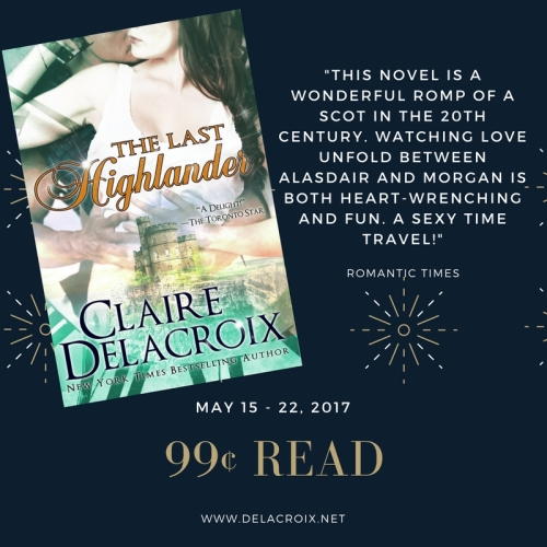 The Last Highlander 99 cent sale