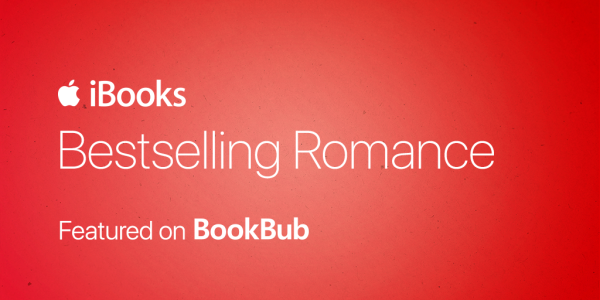 Bestselling Romance promotion at iBooks
