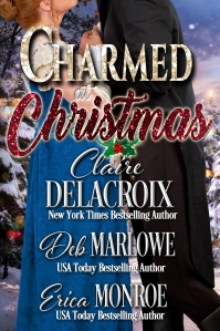 Charmed at Christmas, one of the Christmas at Castle Keyvnor anthologies of Regency romances