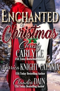 Enchanted at Christmas, one of the Christmas at Castle Keyvnor anthologies of Regency romances
