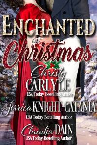 Enchanted at Christmas, a Regency romance anthology and part of the Christmas at Castle Keynor series