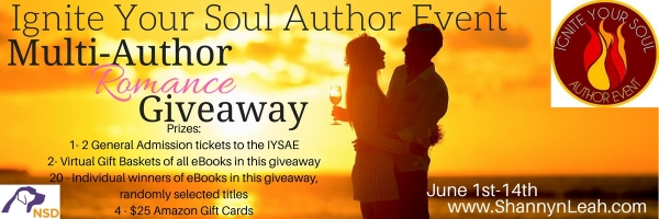 Ignite Your Soul Promotion June 2017