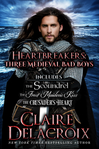 Heartbreakers:Three Medieval Romances in one bundle from Claire Delacroix
