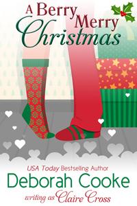 A Berry Merry Christmas, a Christmas romance novella by Deborah Cooke