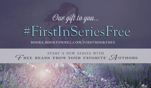 Tanya Anne Crosby's First in Series free BookFunnel promotion