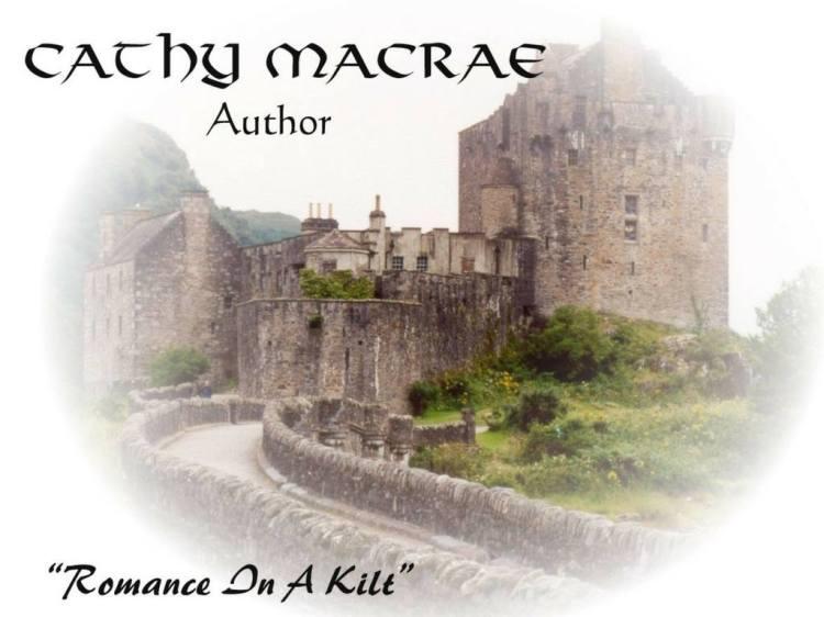 Cathy MacRae's historical romances on Amazon.com