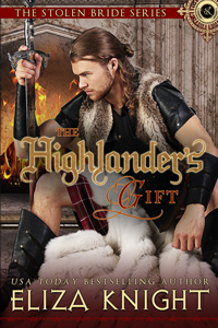 The Highlander's Gift, a medieval Scottish romance by Eliza Knight