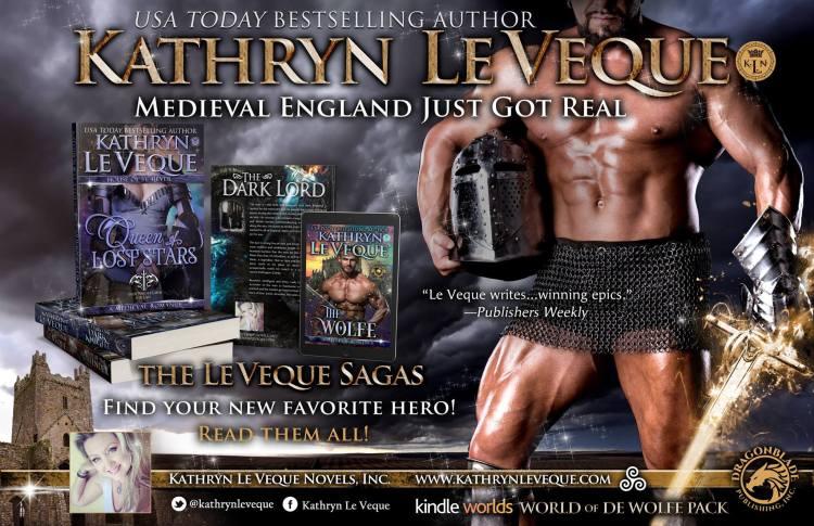 Kathryn LeVeque's historical romances on Amazon.com