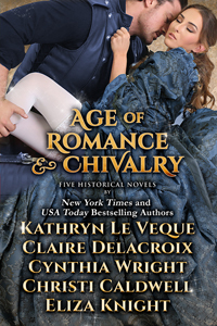 Age of Romance and Chivalry, a boxed set of historical romances