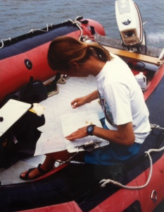 Elizabeth Essex at work