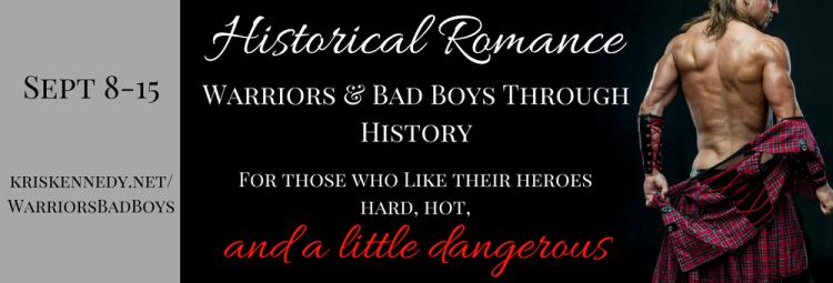 Warriors & Bad Boys BookFunnel Promo