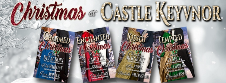 Christmas at Castle Keyvnor, twelve linked Regency romance novellas