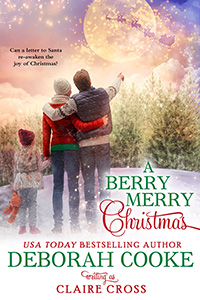 A Berry Merry Christmas, a holiday romance novella by Deborah Cooke