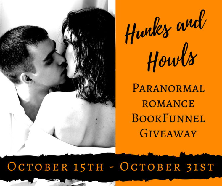 Hunks and Howls October PNR promotion