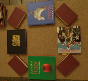Book Tree Base, built by Deborah Cooke 2017