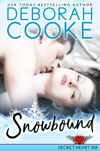Snowbound, #1 of the Secret Heart Ink series of contemporary romances by Deborah Cooke