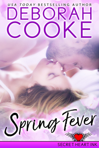 Spring Fever, #2 of the Secret Heart Ink series of contemporary romances by Deborah Cooke