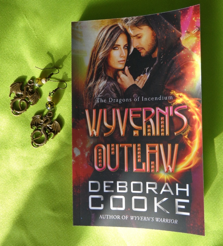 January Newsletter Prize from Deborah Cooke