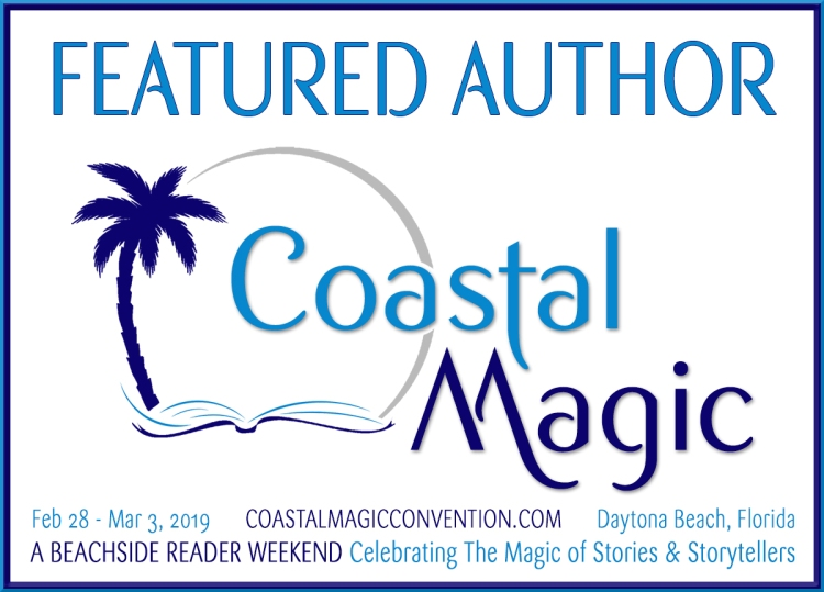 Featured Author Coastal Magic 2019