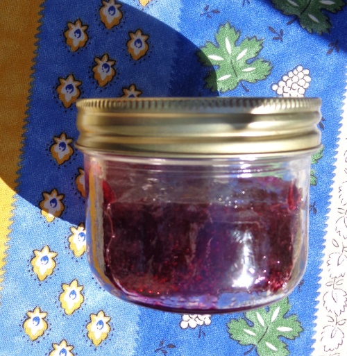 Currant jelly made by Deborah Cooke