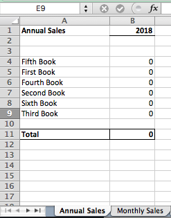 Tracking Book Sales #11 by Deborah Cooke