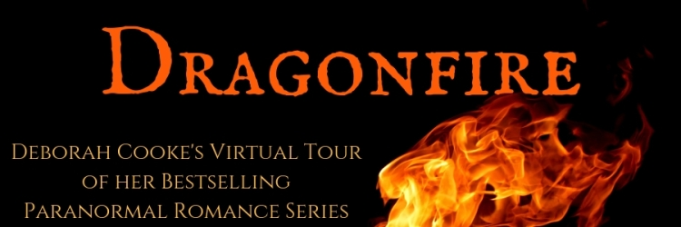 Virtual Tour of Dragonfire by Deborah Cooke