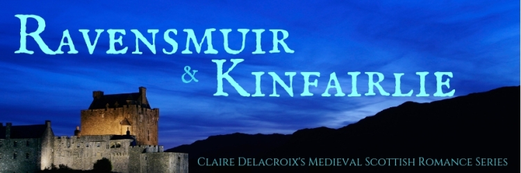 Virtual Tour of Ravensmuir & Kinfairlie by Claire Delacroix