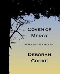 original ebook cover for Coven of Mercy, a vampire romance and short story by Deborah Cooke