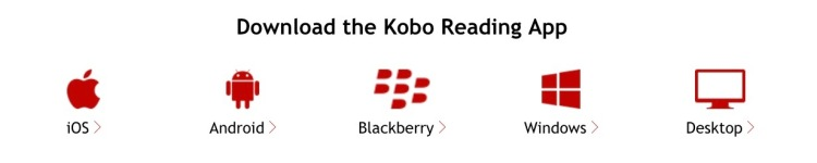 Download the Kobo reading app for Android