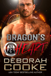 Dragon's Heart, book three of the DragonFate Novels, a series of paranormal romances by Deborah Cooke