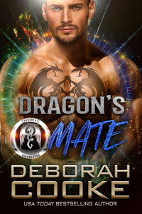 Dragon's Mate, book four of the DragonFate novels, a series of paranormal romances by Deborah Cooke