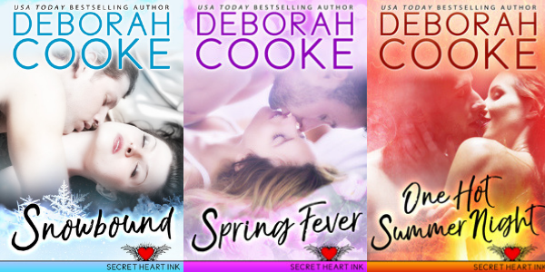 The Secret Heart Ink series of contemporary romances by Deborah Cooke