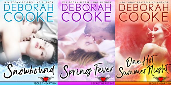 The Secret Heart Ink series of contemporary romances by Deborah Cooke