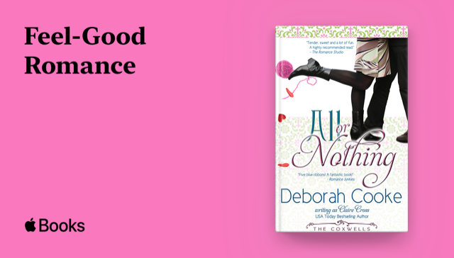 All or Nothing included in Apple Feel Good Romance Sale October 2019