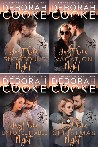 The Flatiron Five Tattoo series of contemporary romances by Deborah Cooke