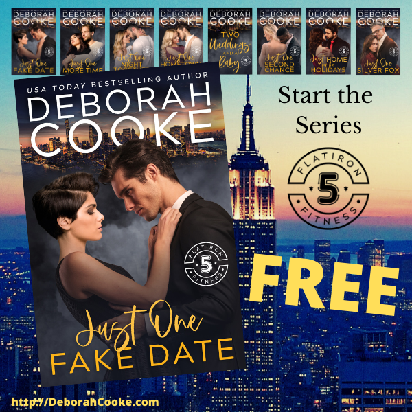 Start the Flatiron Five Fitness series of contemporary romances by Deborah Cooke free