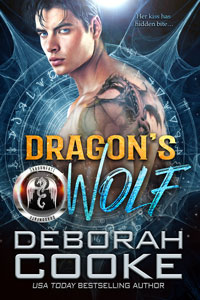 Dragon's Wolf, book five of the DragonFate novels paranormal romances by Deborah Cooke